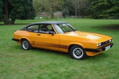Ford Capri 3. 0 S the pictures say it all. t's in excellent condition you could eat your dinner off the engine. will add more pictures interior ect tomorrow. t's going for a mot on Tuesday so will come with 12 month it will also have 6 months tax. he interior is orange Carla and in good condition. it really needs viewing to appreciate how nice it is I'm not saying its concourse and
