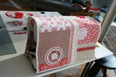 sewing machine cover | love it!!  |  ompompali