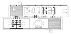 Offical Website of Architecture Foundation Australia and the Glenn Murcutt Masterclass. Detail Architecture, Architecture Drawings, Architecture Plan, Residential Architecture, The Plan, How To Plan, Casa Farnsworth, Architecture Foundation, Farm Shed