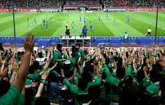 СМИ ФИФА внедрит систему наблюдения за фанатами для борьбы с расизмом к ЧМ-2018 - ТАСС