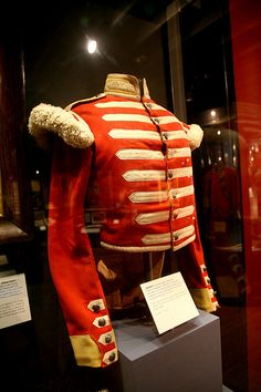 Brit Inf Jacket- crimea