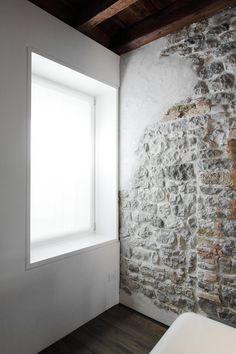 SPILIMBERGO: L'APPARTAMENTO TRVLS DI CORDE ARCHITETTI