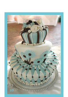 Magpies Cakes