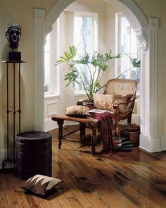Oak Hardwood Flooring - Brown : CR3450 by Bruce Flooring