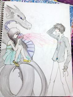 gradon#amor#anime# dibujo#ariaz#zaito