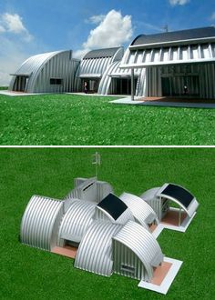 Not tiny, but a cool concept house.  The Perfect Prefab Houses