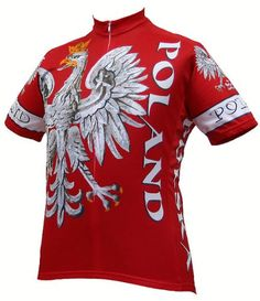 Poland Bicycle Jersey Medium   Be sure to check out this awesome  product.Note  4a99f9f69