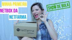 Minha Primeira Netbox da NetFarma - Só Produtos Tops | Por Jacky Coutinho
