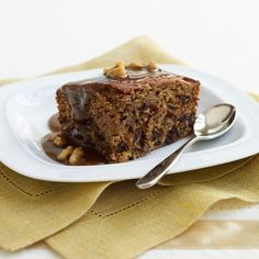 Mary Berrys Sticky Toffee Pudding.
