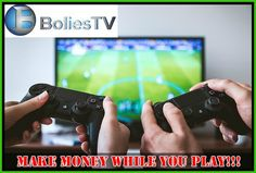 BoliesTV.com you need to earn some extra cash come to BoliesTv livestreaming site and make money while you play your games!!!