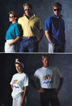 In 1986 Apple Fired Steve Jobs But Made Some Clothes  #SteveJobs #apple #fashion
