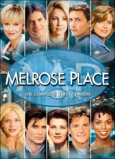 "Melrose Place.....""sensación de vivir! más adulta"