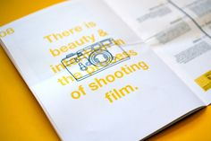 Film Box requested a unique direct mail campaign that would celebrate the human, tangible process of film photography. A highly tactile package was designed to ship to photographers around the nation containing: a personal letter from the lab's founders; …