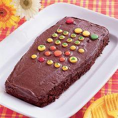 Father's Day Recipes Clicker Cake