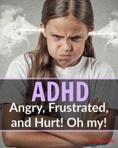 ADHD kids are gifted with incredible passion. Helping them learn how to best control that passion is the challenge here.