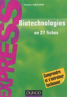 5 parties thématiques reprenant les techniques biologiques que l'étudiant en BTS doit connaître à la fin de sa formation : immunologique, enzymatique, purification et séparation des molécules, analyse des acides nucléiques et des protéines, génomique et protéomique.  Cote: TP 248.2 C49 2013