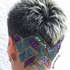 glitter universum get your glitter style hol dir deinen glitzer-look : contact in my bio. #glitterlove #glitterlook #glitterhair #glitterhairtattoo #hairtattoo #glitter #btconeshot_precision16 #btconeshot_thelook16