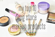 Top 10 Drug Store Makeup Products, American Model Awards, and a $50 Sephora Giveaway! - The Shine Project