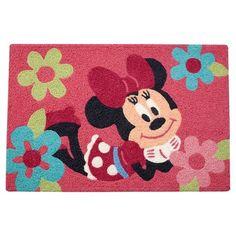 Disney Minnie Character Rug : Target