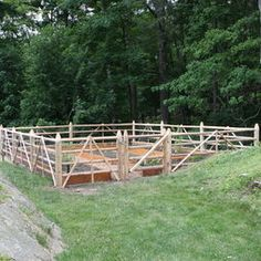 Traditional Vegetable Garden Fence Design, Pictures, Remodel, Decor and Ideas - page 54