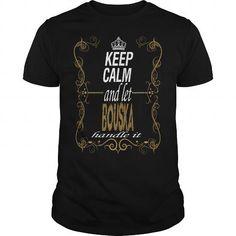 I Love Let BOUSKA handle it T shirts