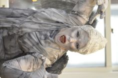 A Weeping Angel. Photo by Rudy Lopez