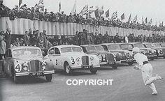 1954 International Trophy race, Silverstone