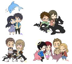 Parents ... From tsu-chan ... Free! - Iwatobi Swim Club, haruka nanase, haru nanase, haru, haruka, free!, iwatobi, makoto tachibana, makoto, tachibana, nanase, matsuoka, rin, rin matsuoka, rei ryugazaki, rei, ryugazaki, nagisa hazuki, hazuki, nagisa, gou, gou matsuoka, lori, russell, pinguin, dolphin, shark, killer whale, orca