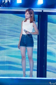 APink EunJi's body~