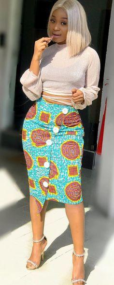 African print skirt, African fashion, Ankara, kitenge, African women dresses, African prints, African men's fashion, Nigerian style, Ghanaian fashion, ntoma, kente styles, African fashion dresses, aso ebi styles, gele, duku, khanga, vêtements africains pour les femmes, krobo beads, xhosa fashion, agbada, west african kaftan, African wear, fashion dresses, asoebi style, african wear for men, mtindo, robes, mode africaine, moda africana, African traditional dresses