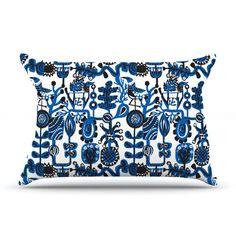 East Urban Home Dream by Agnes Schugardt Cotton Pillow Sham