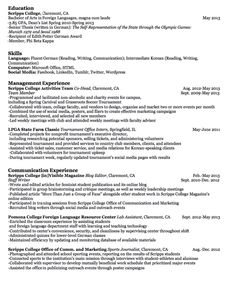 senior thesis in resume Senior thesis resume us-based service has hired native writers with graduate degrees, capable of completing all types of papers on any academic level.