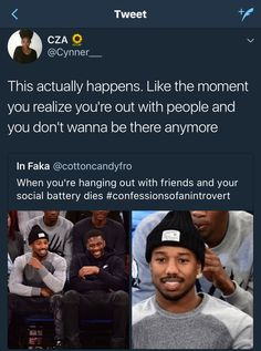 lol i'm a super extrovert but this happens all the time! Funny Quotes, Funny Memes, Hilarious, Jokes, Funny Shit, I Can Relate, Story Of My Life, My Guy, Funny Posts