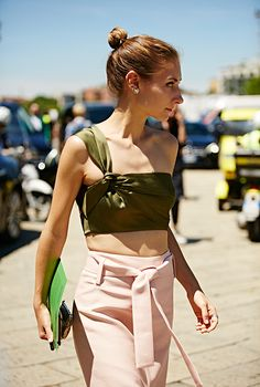 Men's RTW Milan Fashion Week: Street style part 1 | Buro 24/7