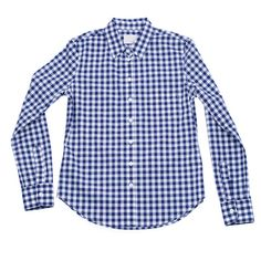 CLASSIC GINGHAM EASY SHIRT | Women's Collection | Band of Outsiders $$$