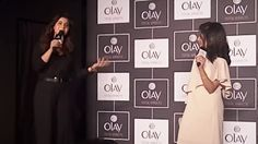 Kajol At The Launch Of Olay Total Effect UNCUT | Bollywood Insights | La...