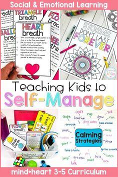 Teach kids to self-r