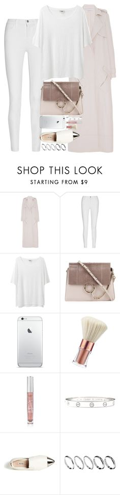 """""""Untitled #375"""" by mari-mmp ❤ liked on Polyvore featuring Sally Lapointe, J Brand, Acne Studios, Chloé, Beach Sexy, Victoria's Secret, Cartier, Miu Miu and ASOS"""