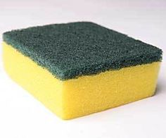 How to Clean a Dish Sponge