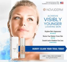 Does Surgical Skin Treatments Necessary? A new skin care formula has been feature by legit science on the market. It is known as an effective skin care treatments and an injection-free solution for a younger-looking skin. Collagen Serum, Skin Serum, Skin Firming, Skin Brightening, Skin Care Cream, Oily Skin Care, Best Anti Aging, Anti Aging Cream, Younger Looking Skin