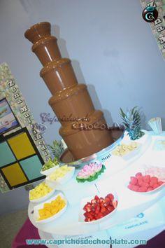 33 Ideas De Fuentes De Chocolate Fuentes De Chocolate Chocolate Fuentes