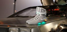 Back to the Future Nikes.They don't self lace, but maybe in 2015.
