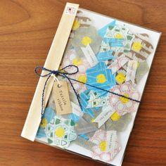 紙のかんづめ展示場の◎Sold out◎ ラッピング用リボン Textile ribbon | ハンドメイド、手作り作品の通販・販売 minne(ミンネ) #papercraft