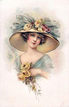 Victorian Ladies                                                                                                                                                      More