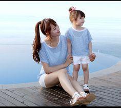 Lindas mama e hija