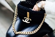 Have always loved Chanel.my husband cleaned out my closet five years ago and gave away two Chanel bags to charity. He does not mess with my things anymore. Chanel Cruise, Chanel Resort, Cruise Wear, My Bags, Purses And Bags, Fashion Bags, Fashion Handbags, Chanel Fashion, Chanel Style
