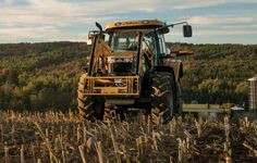 Challenger MT495D Utility Tractor