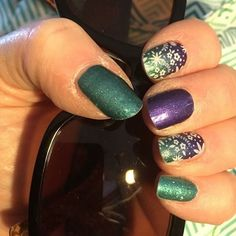 Cute combo of Tropical Forest with Jaded