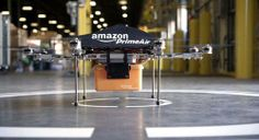 Amazon Still Amazes, Even Before The Drones Swooped In