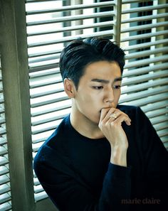 Lee Hyun Woo - Marie Claire Magazine December Issue '14